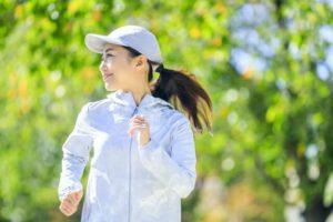 ジョギングを始める時間帯