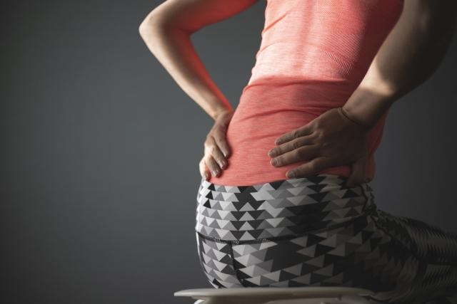 腰痛を解消ストレッチ