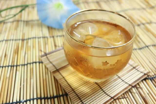 ニキビに効果的なお茶は「麦茶」と「ちょう明茶」
