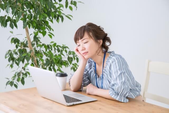 寝不足は万病のもと!寝不足の眠気対処する方法と良質な睡眠をとる方法
