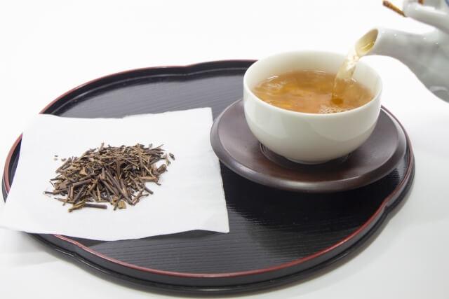 緑茶うがいに一番適しているお茶は番茶だった!