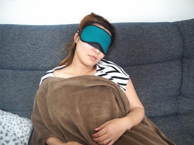 10分~30分の仮眠して眠気を覚ましましょう!