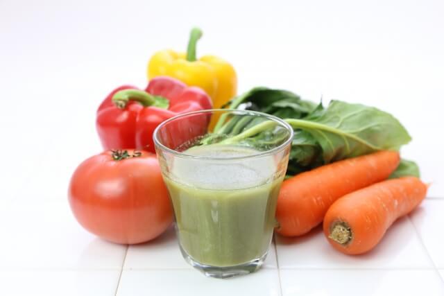 野菜ジュースの効果は生野菜と同じ!?野菜ジュースを使ったレシピ紹介