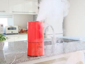 【インフルエンザの潜伏期間】加湿でインフルエンザウイルスの増殖を防ぐ!