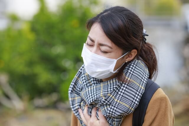 【PM2.5対策】PM2.5による健康被害の影響を受けやすい