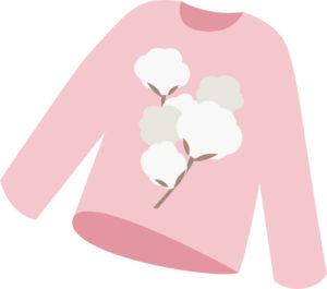 花粉症対策として服の素材は選びましょう