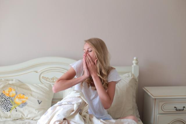 よく眠れない…寝付きが悪い…それはもしかすると不眠症かも。|【症状・原因・対策】