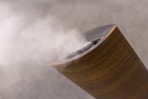 風邪を早く治す方法として加湿することが効果的です