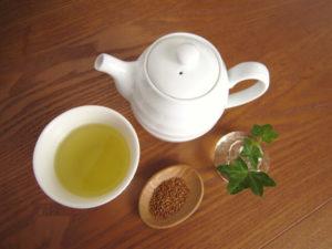 【妊婦のお茶】そば茶