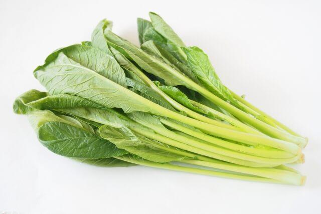 生理中の悩みを解消する食べ物⑩:ほうれん草