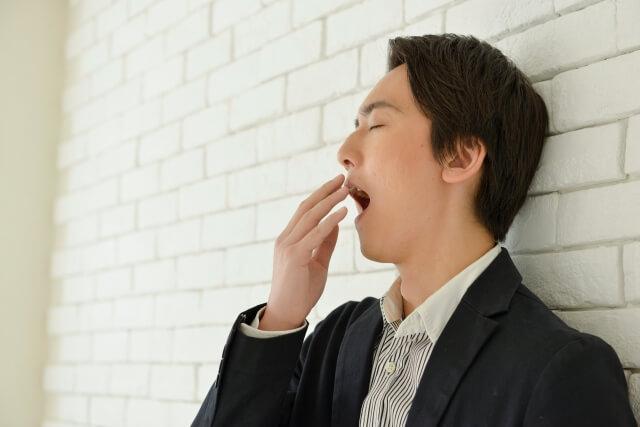 睡眠障害①:強い眠気に襲われる【過眠症】