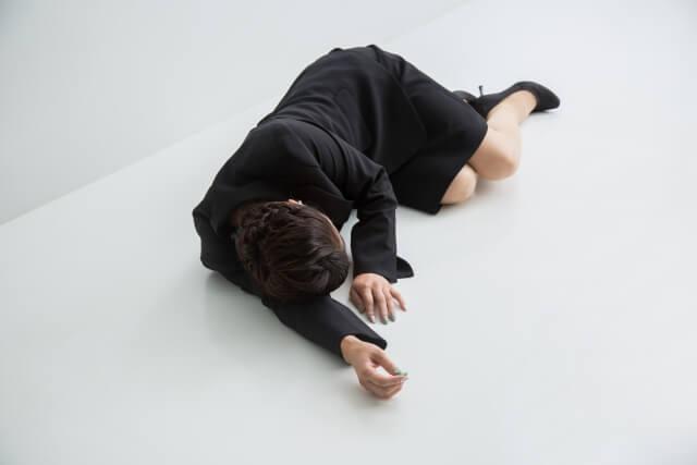 【女性の貧血】突然の貧血に襲われた時の対処方法
