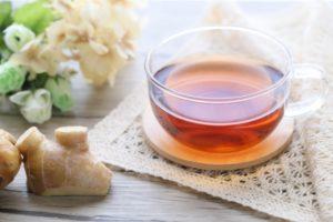 風邪を早く治すために生姜を食べよう!