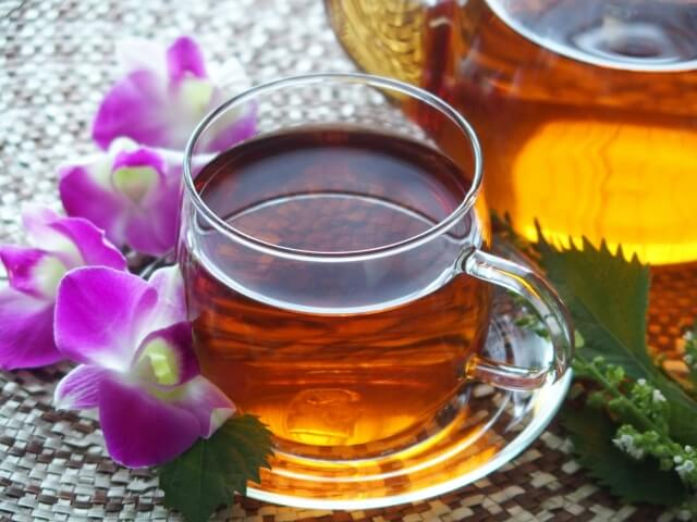 生理中におすすめの飲み物レシピ③ルイボスティー