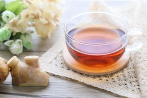 風邪を早く治す方法として生姜が効果的です