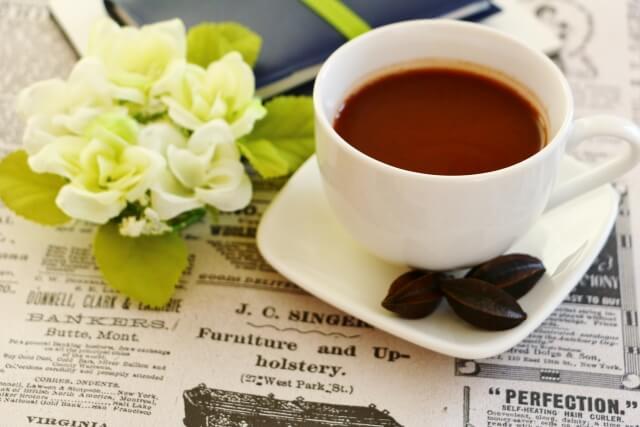 生理中におすすめの飲み物レシピ②豆乳ココア