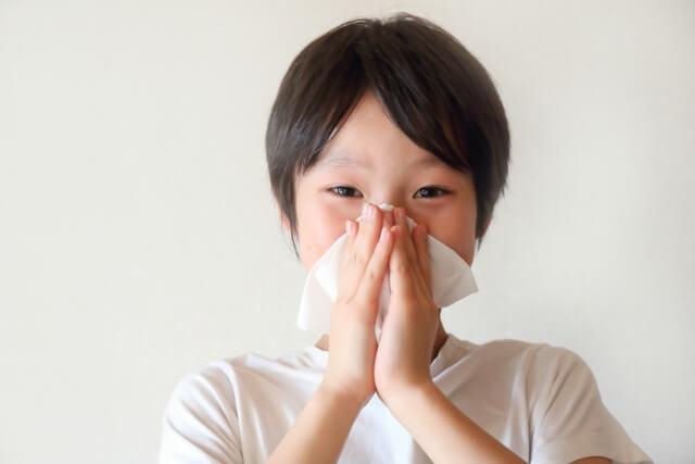【鼻血の原因】子供が鼻血を出るのは粘膜の弱さが原因です!