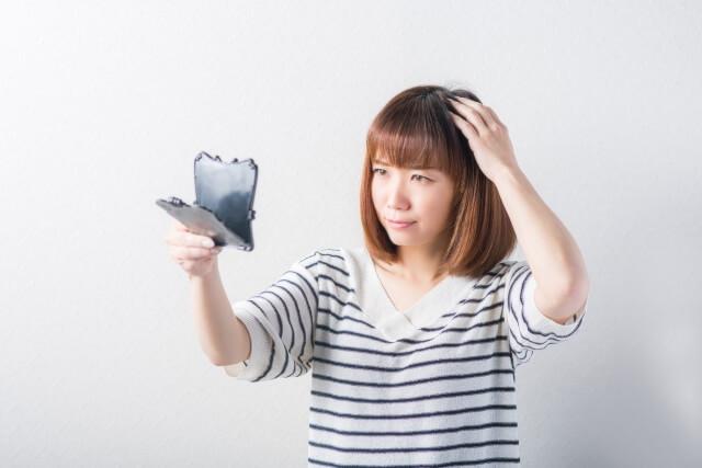 【女性の薄毛】女性と男性では薄毛になる原因が違います!
