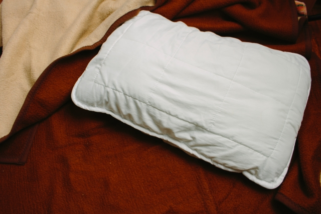 うどいい高さの枕を見つけていびきを改善しよう!