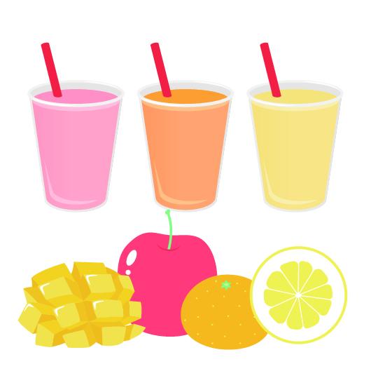 貧血におすすめの飲み物はフルーツジュース