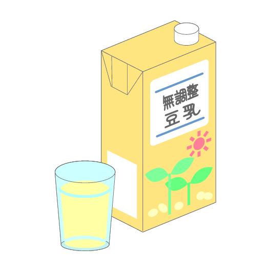 貧血におすすめの飲み物は豆乳