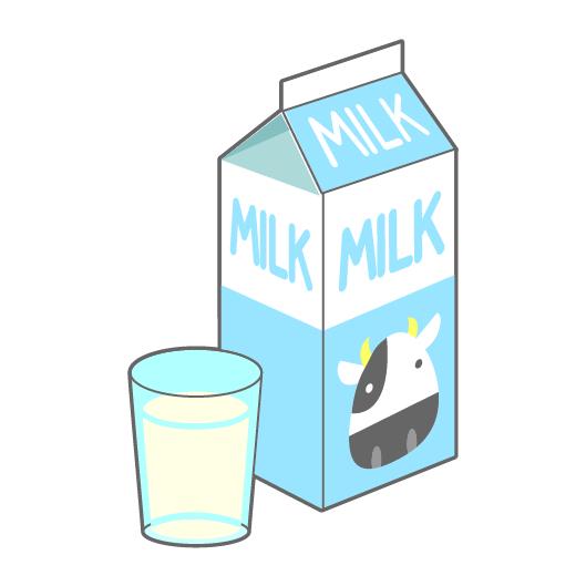 貧血におすすめの飲み物は牛乳