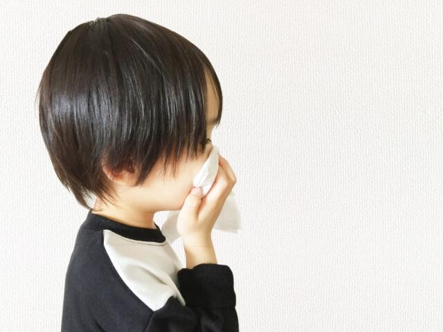 子供の鼻血の原因は粘膜の弱さ