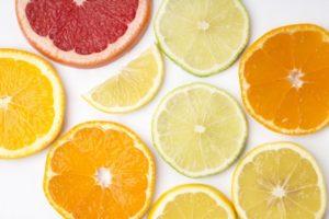 フルーツには夏バテ防止のクエン酸が豊富に含まれています