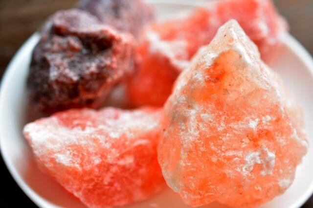 <やっぱり海塩や岩塩はカラダに良い>