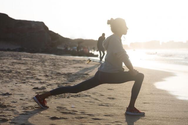 腸活で免疫力を高める方法③【運動習慣を身につける】