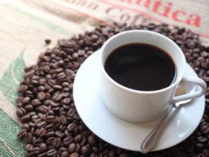 【風邪の飲み物】コーヒーは控えましょう!