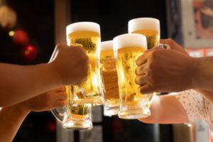 【風邪の飲み物】アルコールは控えましょう!
