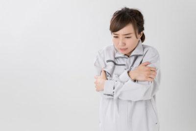 (対処法)ケース①:体が冷えてしもやけになっている人