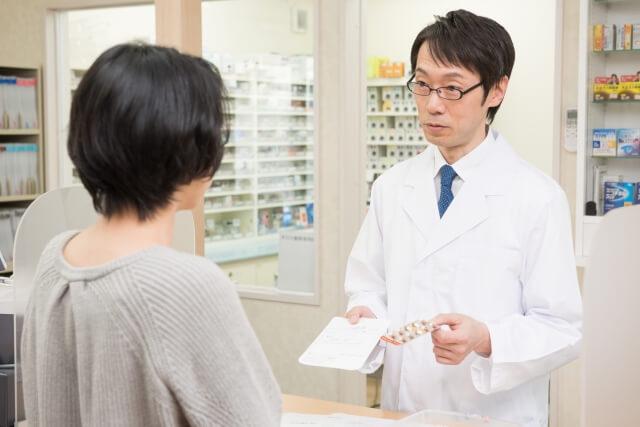 処方箋を受け取ったら薬局へ持っていき薬を貰う!