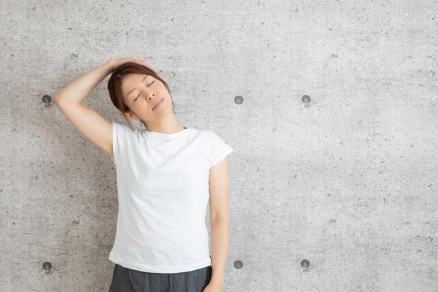 【首が痛い】首が痛い時のおすすめのストレッチ方法