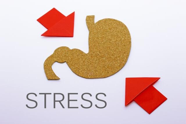 【胃が痛い】胃痛とストレスは関係性があるの?