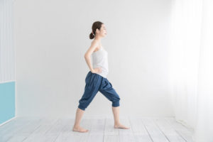 【エコノミークラス症候群の予防】下肢の運動