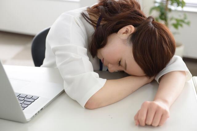 【倦怠感と原因】やる気が出ない倦怠感が長引く時は病気に注意しよう!