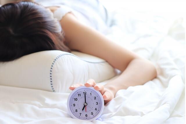 【眠れない時の対処方法】睡眠の質を高める7つのコツ