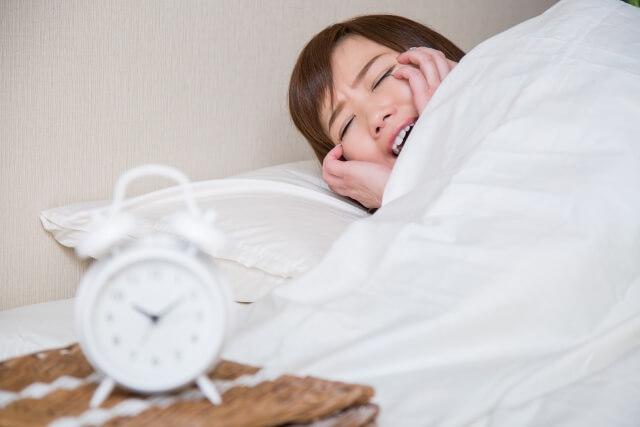 【眠れないまま朝に…】寝つきをよくする方法と眠れない時の対処方法
