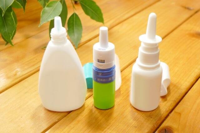【花粉症の治療薬】点鼻薬について知ろう!