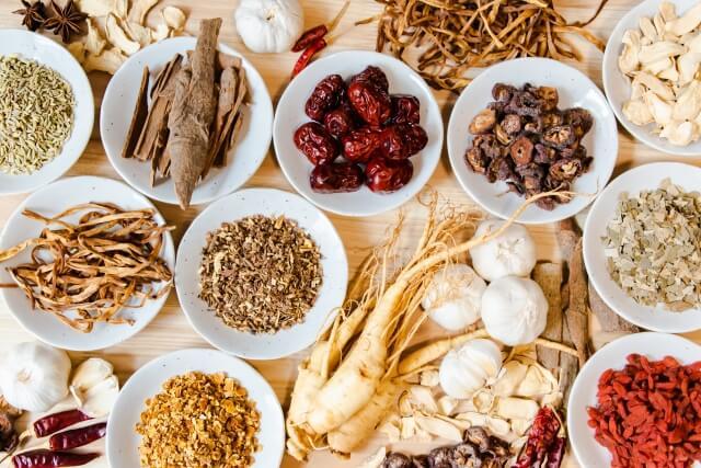 薬膳の「五行」って何?五行を理解して日々の食生活に薬膳を取り入れよう!