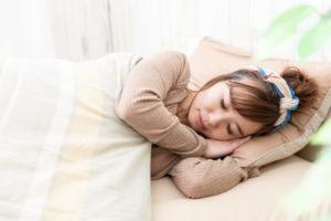 日焼けのメリット④睡眠の質の向上