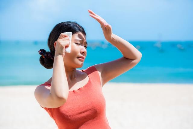 【日焼けとの上手な付き合い方】日焼けにはメリットもあるって本当?