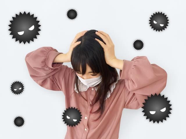 【夏風邪の特徴】夏風邪と冬の風邪の違いは?