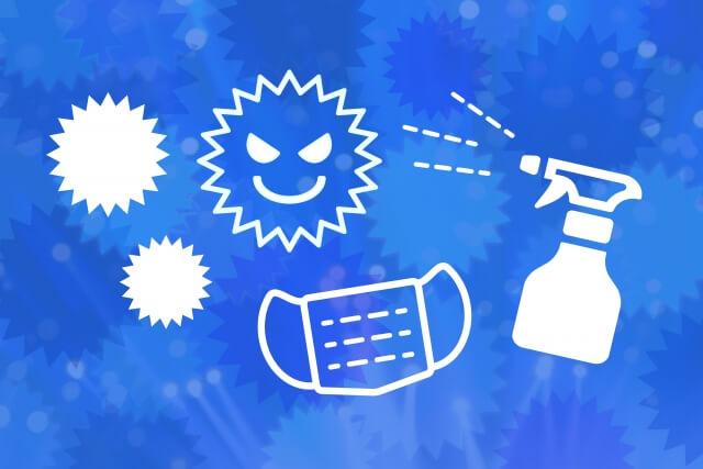 【夏の風邪】夏風邪の感染経路と予防対策