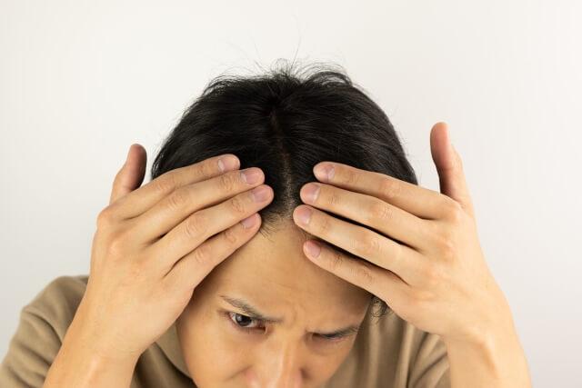 頭がかゆい頭皮トラブル