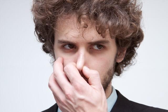 匂う汗の原因