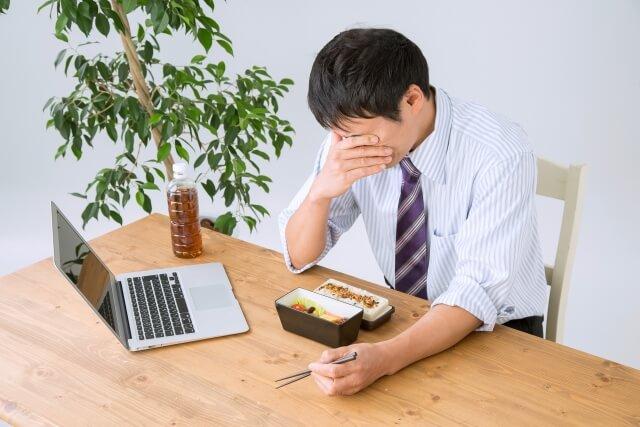 なんだか食欲がない。食欲不振の原因と対処法。明日からできる食欲不振の予防法