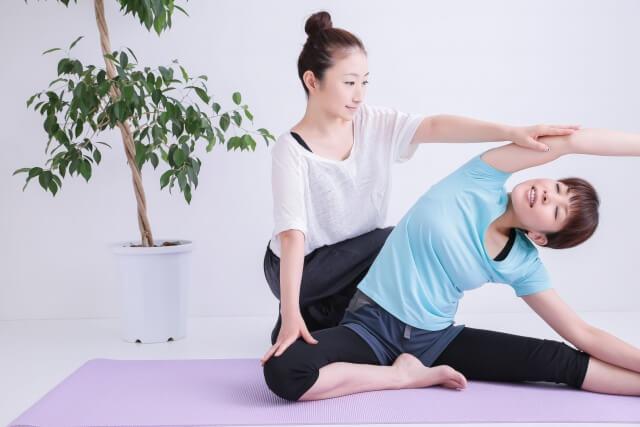 股関節を柔らかくしたい!②伸ばすべき部位は?